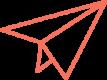 Avion naranja